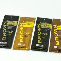 Super Black Very dark bronzin lotion